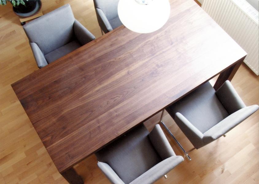 janda und dietrich einzelst cke tisch. Black Bedroom Furniture Sets. Home Design Ideas